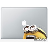 Despicable Me Minion MacBook Decal V1