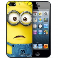 Despicable Me Minion iPhone 5/5S Decal V1