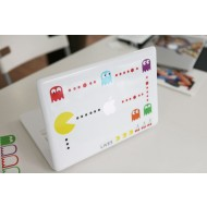 Pacman MacBook Decal