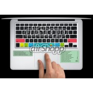 Shortcut MacBook Pro Keyboard Decal